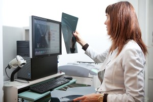 Despatx de mamografies